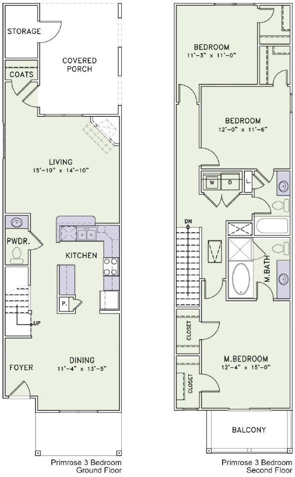 Floor Plans Studio Two Bedroom Three Bedroom Apartments Statesboro