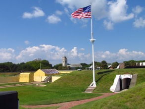fort moultrie sullivans island