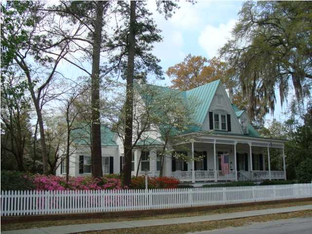 Historic Homes In Summerville Sc For Sale