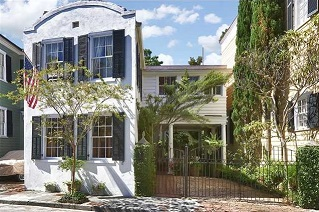 downtown charleston houses for sale
