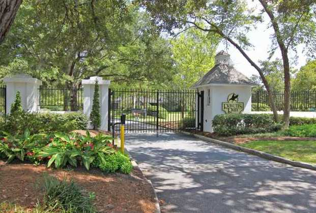 ravens run gated community