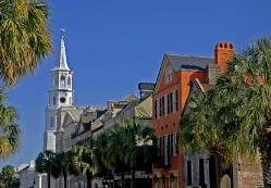 living in charleston south carolina