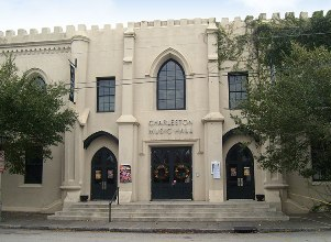 charleston sc theater venue