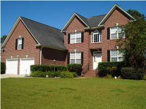 homes in crowfield plantation