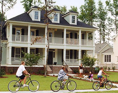 charleston best areas for families