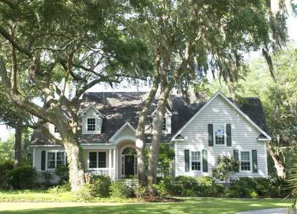home with acreage johns island
