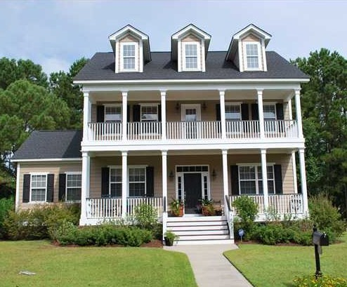 Hamlin plantation home listings in mt pleasant sc for Plantation home builders