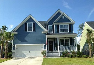 new construction homes on james island