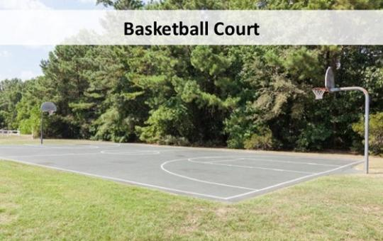 Longpoint homes for sale in mount pleasant sc for Average basketball court size