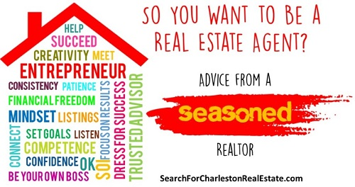 advice from an experienced charleston realtor