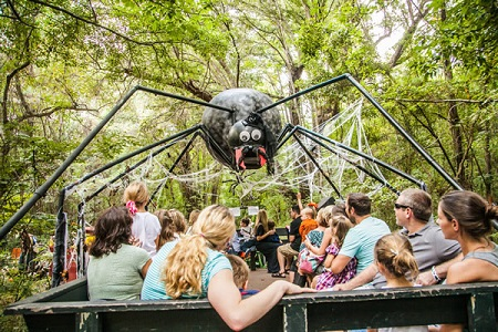 boone hall plantation halloween events