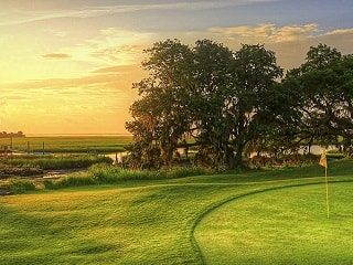 Charleston national golf community