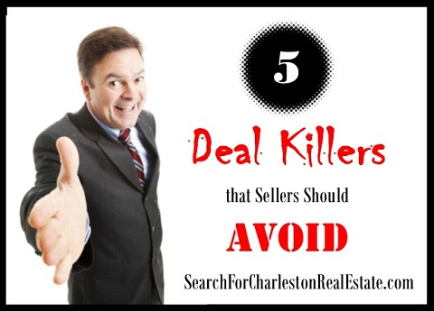 home selling deal killers