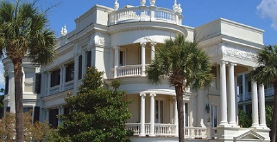 Charleston battery historic home