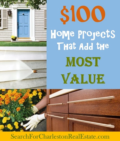 inexpensive home projects that add value