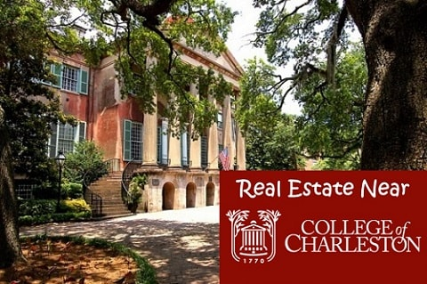 homes within walking distance college of charleston