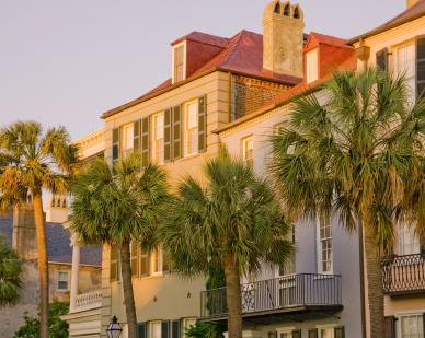 charleston sc architectural buildings