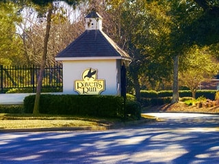 mt pleasant sc gated community