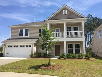 hanahan sc new construction homes