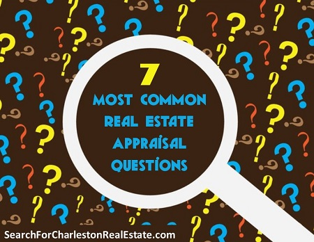 real estate appraisal commonly asked questions
