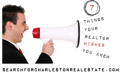 what your realtor wishes you knew