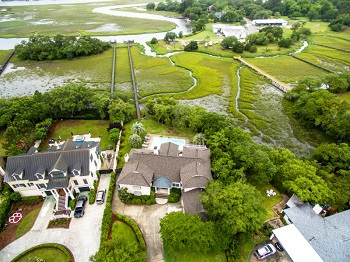 waterfront homes in west ashley sc